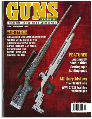 Guns Australia
