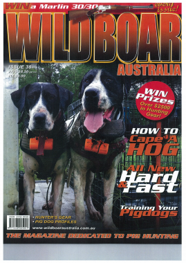 Wild Boar Australia
